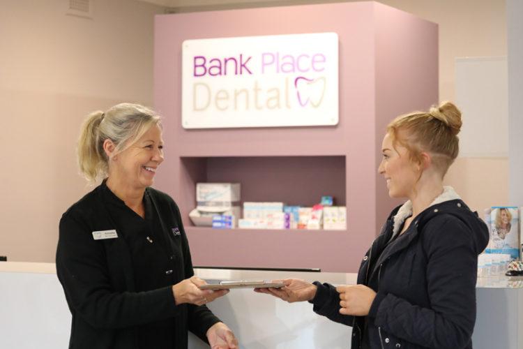 Bank Place Dental Team